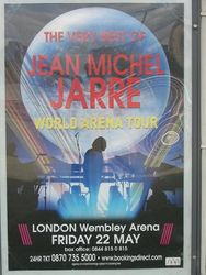 Arena Tour Poster