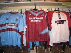 1993/35 home and away made by Pony