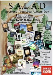 Southend Area Local Author's Day (S.A.L.A.D) [2016]