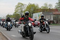 Riga ride
