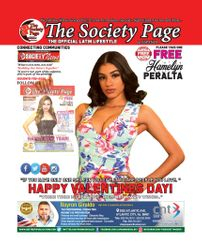 The Society Page en Espanol  HAMELYN PERALTA