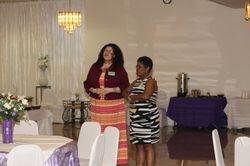 Prayer of Blessing @ Dinner - Mrs. Denise Gibson
