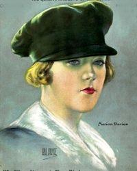 MARION DAVIS 1923