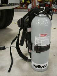 ISI Air Packs & Air Bottles