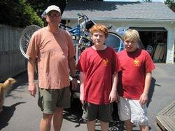 Gearing up for Block Island Bike Trip