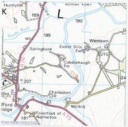 Hyndford Mills Location