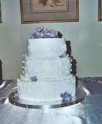 Bride's Cake 4