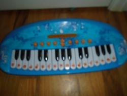 Electronic Keyboard Piano Portable Multi-function Fun Piano - $20