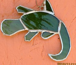 Lizard Ornament