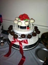 Cake Pops Display