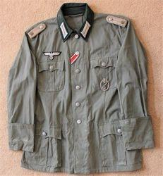Heers Flugabwehr der-Infantry Officer: