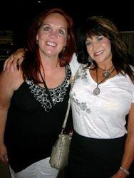 Debra McCombs, Tammy Milam