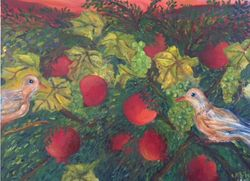 Doves among Pomegranates
