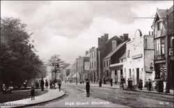 Bloxwich, Staffs.1900s