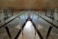 Getty Villa Stairway