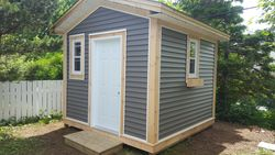 10' x 10' Standard Shed