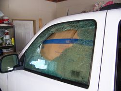 Door Glass Repair
