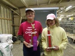 Jr Champion Large Fowl