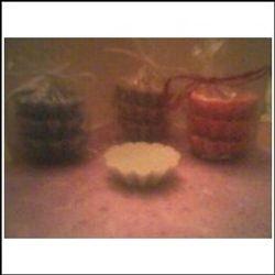 Small Round Wax Tart Melts