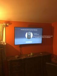 TV wall installation service in hollywood MD