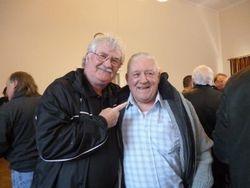 John Kenny, Keith Martinelli