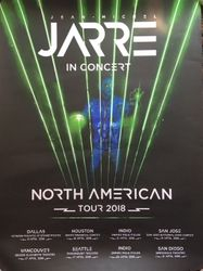 Electronica North American Tour 2018