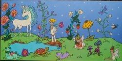 The Secret Garden of Elia