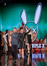 Mister Triple X By Erik Rosete - Art Hearts Fashion / LAFW