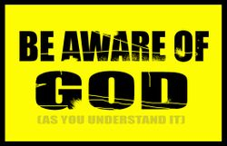 Be Aware of God (dognose)