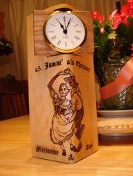 45 Anniversary Clock