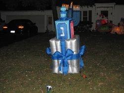 A Hanukkah gift