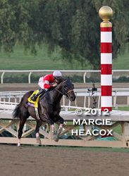 Fort Larned Leads the Way in the Classic