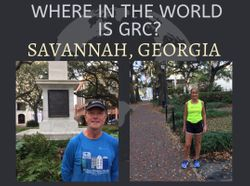 Where in the World is GRC? Savannah, Georgia