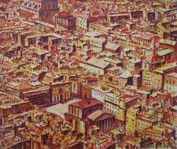Aerials: Mediterranean City