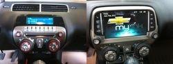 2010 Camaro Factory Nav Upgrade w/ Backup Camera