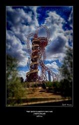 Orbit-Queen Elizabeth Olympic Park, London-England