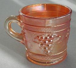 Vintage Banded shaving mug