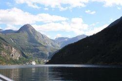 Fjord, Geirangerfjord, Norway