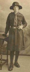 1930s Girl Guide Uniform