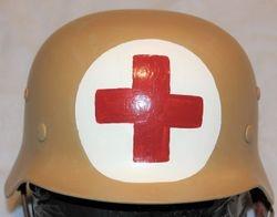 "DAK-Tropical ""Sani"" Helmet:"
