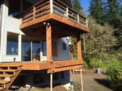 South side decks