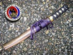 Joseph Altonaga's Custom Made Magnum Tanto