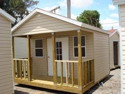 12X14 w/ 4' porch