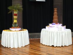 Get this package for only £478 based on a 100 guest chocolate fountain hire, for more info call 07450650200