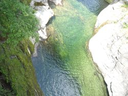 iume San Bernardino/San Bernardino river