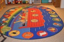 Large Play Carpet