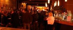 Inside Al's Bar