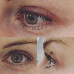 Wimpernlifting bei Dayana