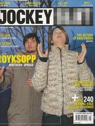 Jockey Sl*t (March 2003 Edition)