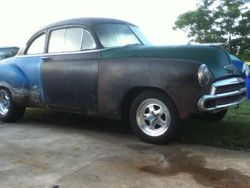 22. 52 Chevy coupe